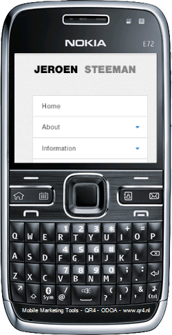 Nokia Mobile Website Browser