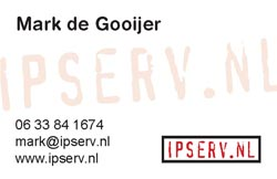 IPSERV Business Card
