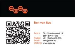 ODOA Business Card