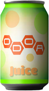 Soda Can Design ODOA